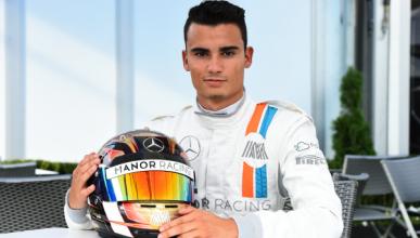 Pascal Wehrlein correrá en Sauber en 2017