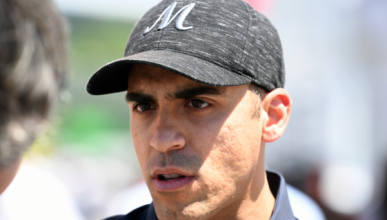 """Pastor Maldonado: """"ahora no quiero saber nada de carreras"""""""