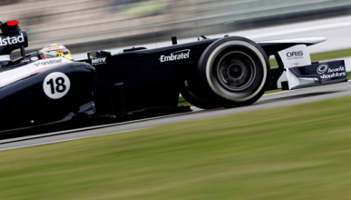 Pastor Maldonado - Williams - GP Alemania 2012