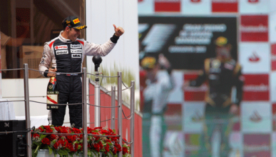 Pastor Maldonado - Williams - GP Espana 2012