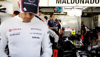 Pastor Maldonado Williams