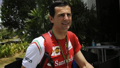 Pedro de la Rosa busca asiento en el Mundial de Resistencia