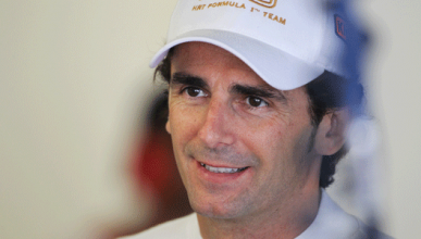 Pedro de la Rosa - HRT 2012