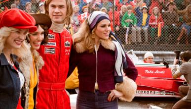 Pelicula F1 Rush Trailer
