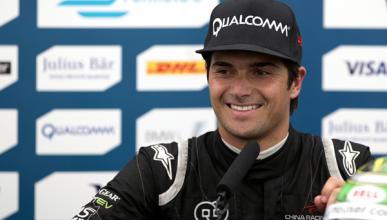 """Piquet: """"si hubiese querido, habría seguido en la F1"""""""