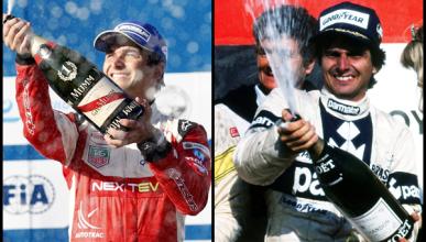 Piquet vuelve a ganar en Long Beach 35 años después