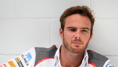 Pirelli contrata a Van der Garde como piloto de pruebas