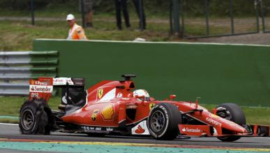 Pirelli explicará la explosión de sus neumáticos en Monza
