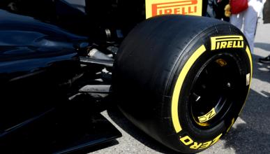 Pirelli presenta sus neumáticos de F1 para 2017