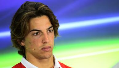 El plan de Roberto Merhi para 2016 es seguir en F1