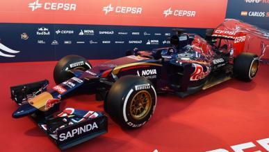 Presentado el nuevo Toro Rosso STR10 en Jerez
