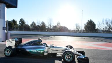 La pretemporada F1 2015 finaliza en Barcelona