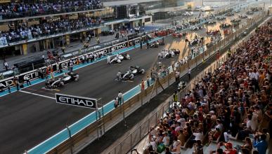 Previo GP Abu Dhabi F1 2016: duelo en el desierto