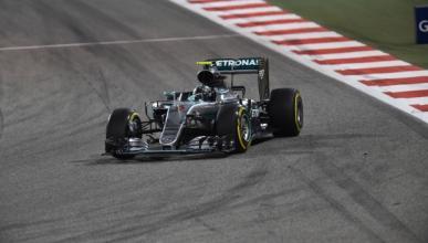 Previo GP China F1 2016: Rosberg parte con ventaja
