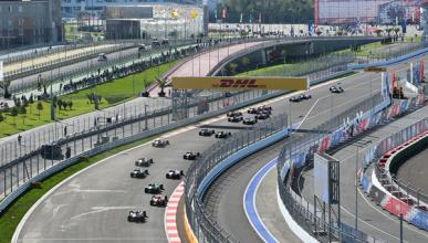 Previo GP Rusia F1 2015: Mercedes, a por su segundo título
