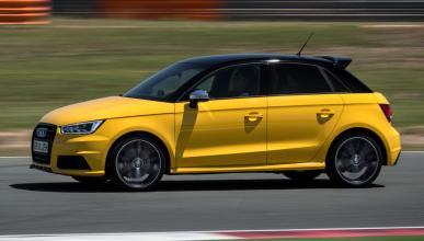 Prueba Audi S1