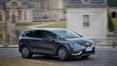 Prueba: Renault Espace 2017 (I)