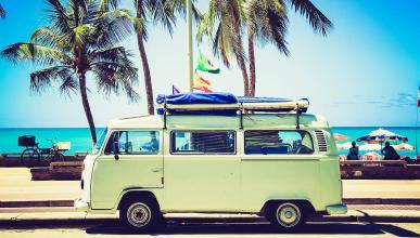 ¿Qué debes revisar en tus neumáticos antes de irte de vacaciones?