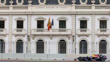 Querella contra Camps y Aspar por la Fórmula 1 de Valencia