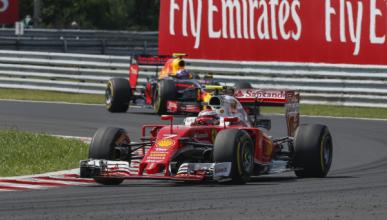 Räikkönen, elegido piloto del día del GP de Hungría