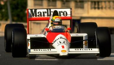 Récords históricos del GP Mónaco F1: Senna, el príncipe