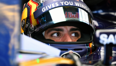 Red Bull impedirá que Carlos Sainz fiche por Mercedes