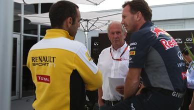 Red Bull podría dejar de montar motor Renault en 2016