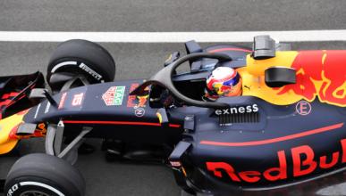 Red Bull votará en contra del 'halo'