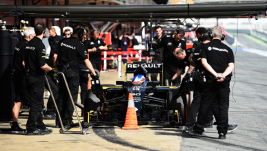Renault contratará 180 personas para su equipo de F1