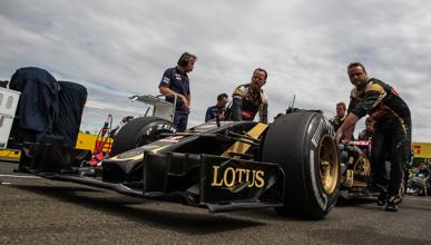 Renault finaliza la compra de Lotus F1