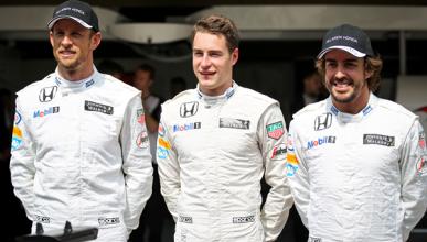 Renault pensó en Vandoorne para 2016