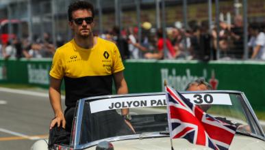 Renault pide a Jolyon Palmer que mejore sus resultados