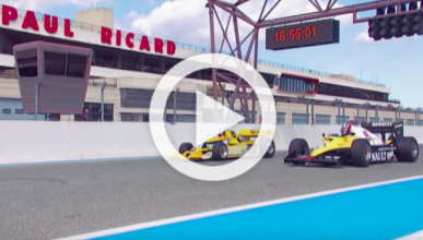 Renault revive su historia en F1 en un vídeo muy especial