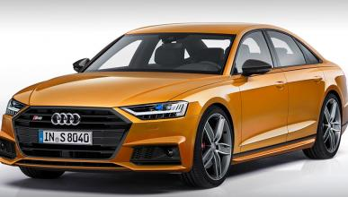 Render Audi S8 2018