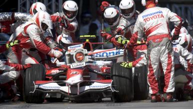 Los repostajes volverán a la F1 en 2017