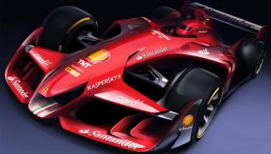 La revolución en la F1 tendrá que esperar a 2017