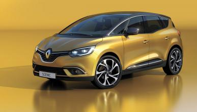 Rivales Renault Scénic