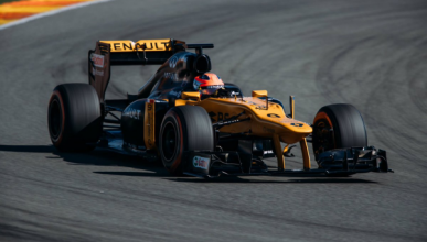 Robert Kubica pilota un F1: 115 vueltas y una gran sonrisa
