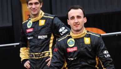Robert Kubica volverá a pilotar un F1 seis años después