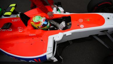Roberto Merhi debería estar en la F1, según Ricciardo