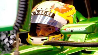 Roberto Merhi participará en los libres del GP de Rusia