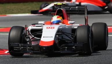 Roberto Merhi volverá a correr con Manor en Abu Dhabi