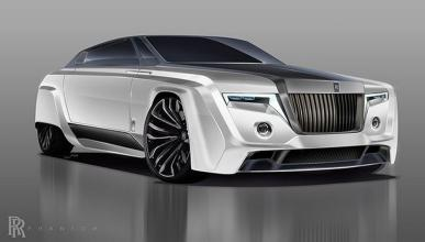 Rolls-Royce Phantom 2050