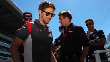 Romain Grosjean, elegido director de la GPDA