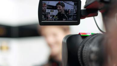 Romain Grosjean - Lotus - TV