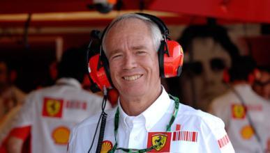 Rory Byrne - Ferrari