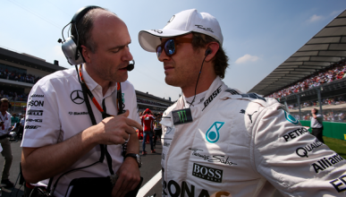 Rosberg se acerca al subcampeonato de F1 2015