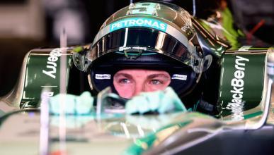 """Rosberg: """"Las diferencias entre Lewis y yo fueron mínimas"""""""