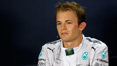 "Rosberg: ""La presión la tiene Hamilton"""