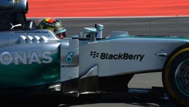 """Rosberg: """"vine con la esperanza de una victoria"""""""